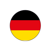 Flag Germany Siklos®