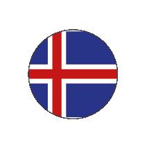 Flag Iceland Siklos®